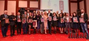 Призьорите от годишните награди за луксозно строителство