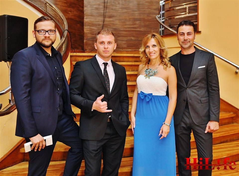 Компанията за поддръжка и управление на имоти БОНАНЗА БАЧОРСКИ получи награда на церемонията за LIFESTYLE Оскарите в Гранд хотел България