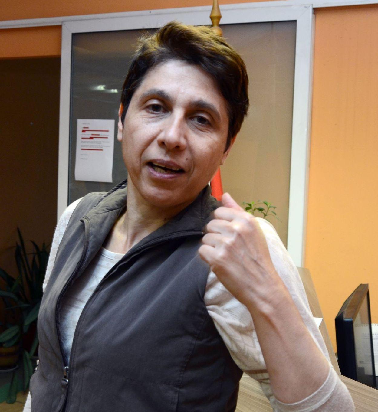МАРА КАЛЧЕВА, РЕДАКТОР В. ДОКТОР
