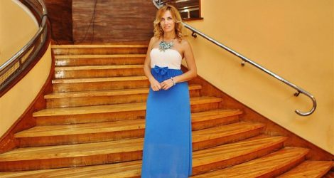 Патриция Кирилова - водеща и съорганизатор на Лайфстайл Оскарите